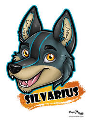 Silvarius Badge