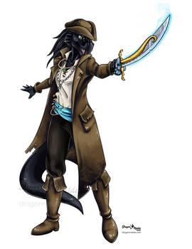 Misadventure May Wing-it: Warlock