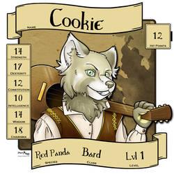 Cookie RPG Badge