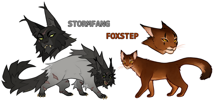 Stormfang + Foxstep