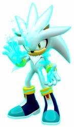 silver the hedgehog edited