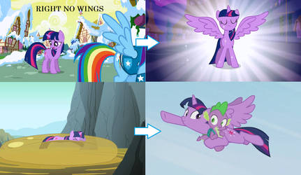 Twilight Before and After