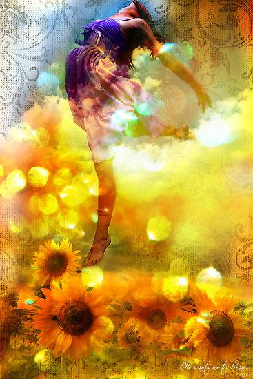 Leap of Faith by StacyLeeArt