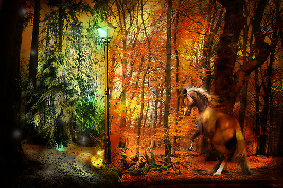 Seasons Change by StacyLeeArt