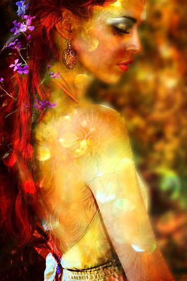 Eve's Garden by StacyLeeArt