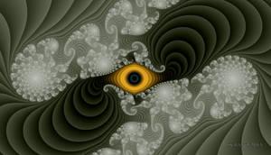 Fractal Wallpaper I: Watcher Clouds