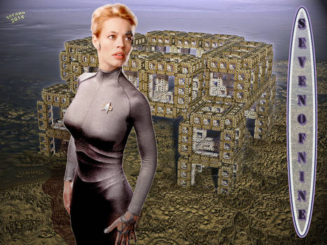 Seven of Nine: Quicksand of my thoughts