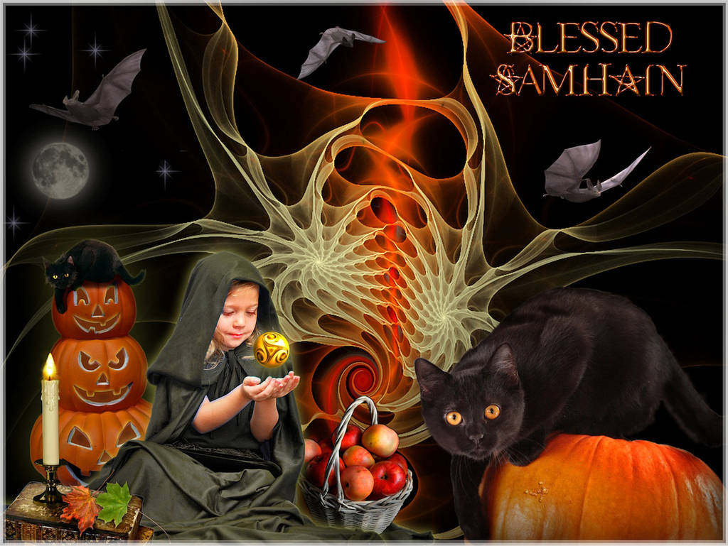 Samhain by ScraNo