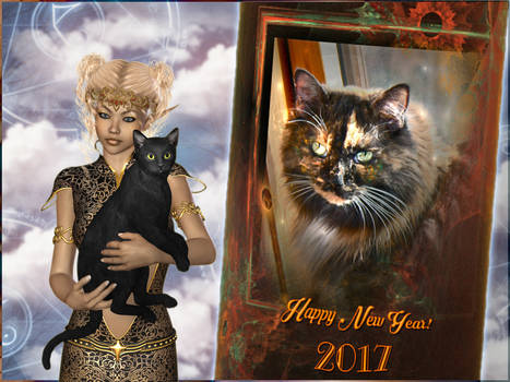 A Happy and Magical 2017