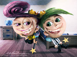 The Real Oddparents by Rungue