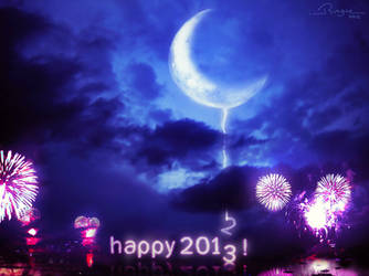 Happy New Year! by Rungue