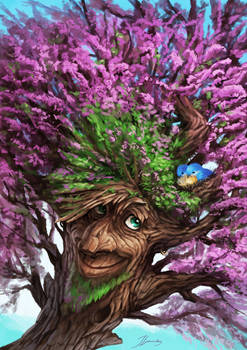 Spring Treefolk