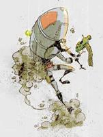 rocket man ver 1.0 by NoahWhyler