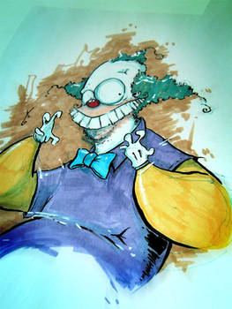 krusty commission drawing GCT Germany