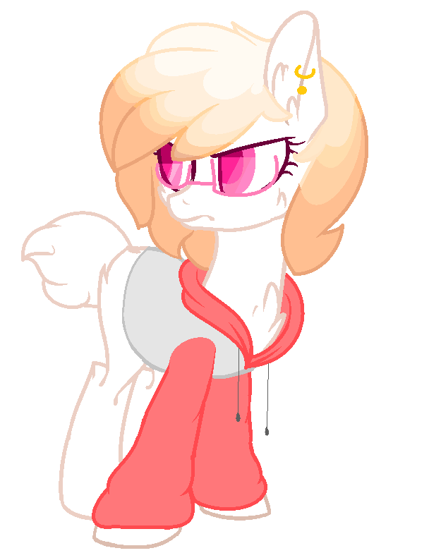 New MLP  Oc by Cappuccinno
