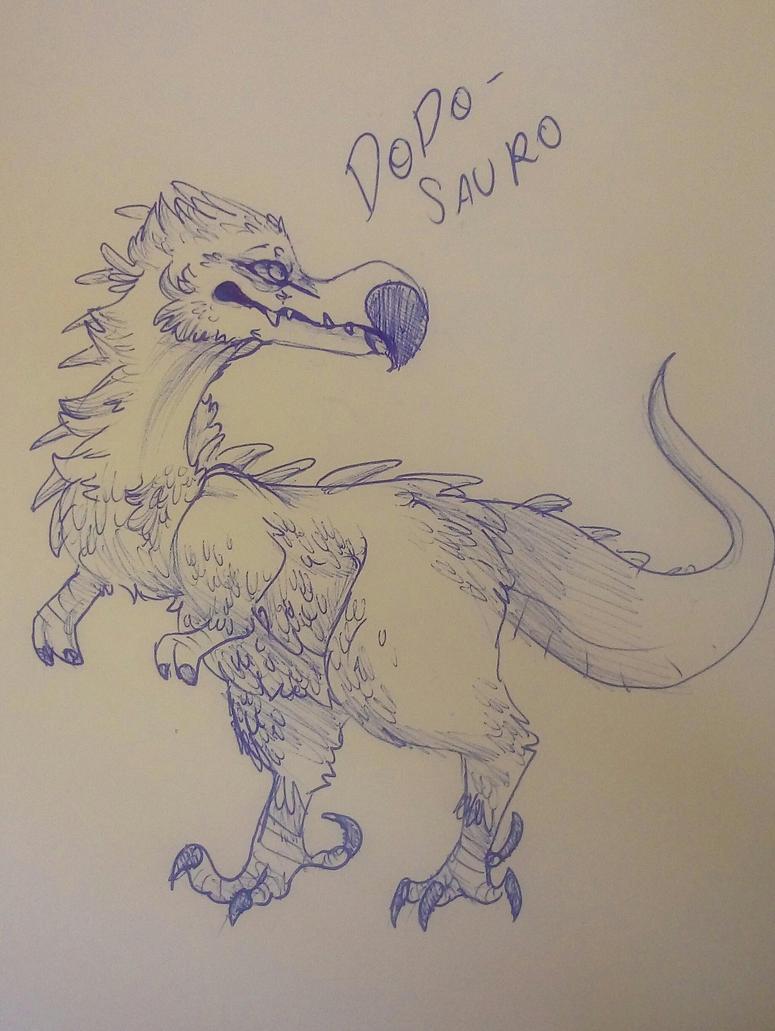 Dodossaur by Cappuccinno