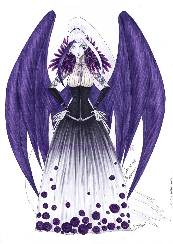 Countess Dezonia by Sailyonera on DeviantArt