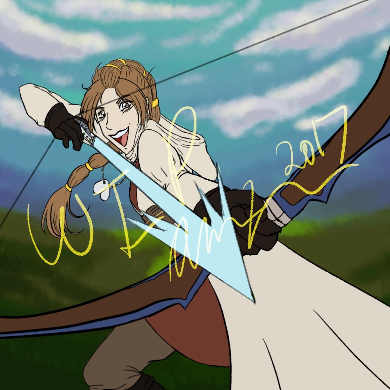 Avatar4Starpuck WIP by artisticallystrange