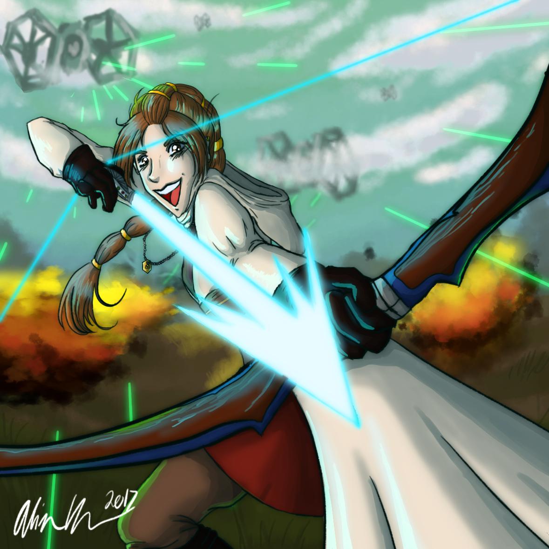 Gift: Avatar 4 Starpuck by artisticallystrange