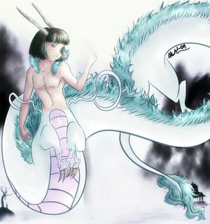 Haku: The River Spirit