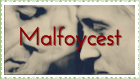 Malfoycest STAMP by MortisQueen