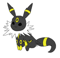 Jolbreon chiby
