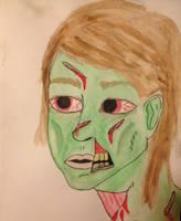 Zombie  by SoloistTris