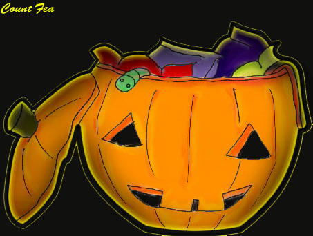 Pumpkin by feamoda
