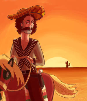 Yeehaw ... by ray-of-flight