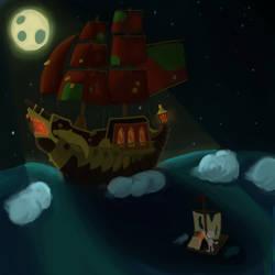 The High Seas of Skullduggery