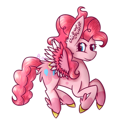 One of Pinkie's new designs (Spoilers? I guess) by princesschaos05