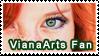 VianaArts Fan by CrystalGreene