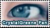 CrystalGreene Fan by CrystalGreene