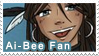 Ai-Bee Fan by CrystalGreene