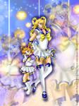 GIFT: Sailor Celestial + Chibi