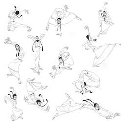 Dance, dance, dance by Adoradora