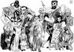 Batman Villains Line-up 2