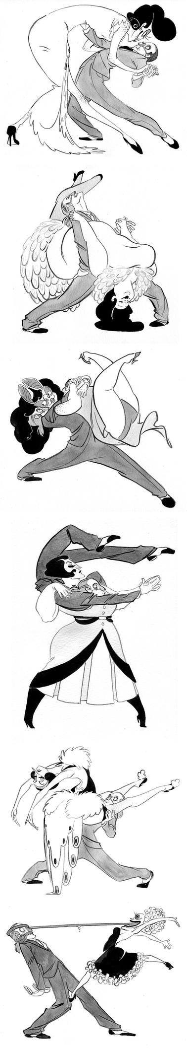 Dance Dump by Adoradora