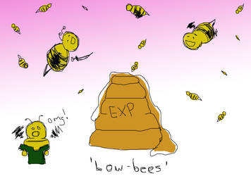 Low-bees by tinyALIAS