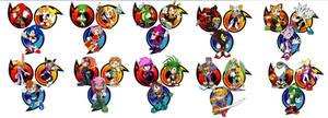 Top 10 Sonic teams