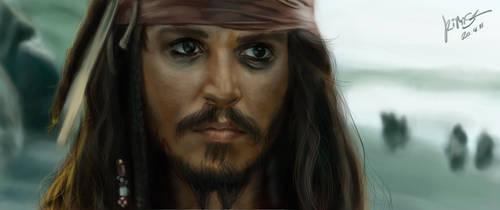 Portrait - Jack Sparrow