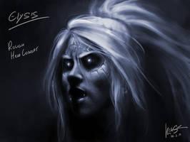 Elysis - Head Concept by KimiSz