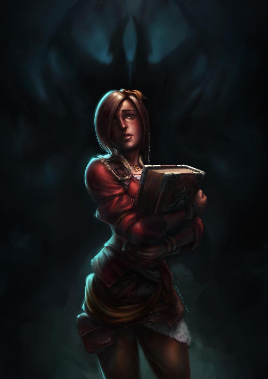 Cain's Legacy by KimiSz