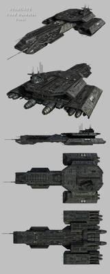 Stargate Daedalus Final