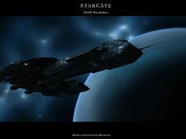 USAF Daedalus High Orbit by Mallacore