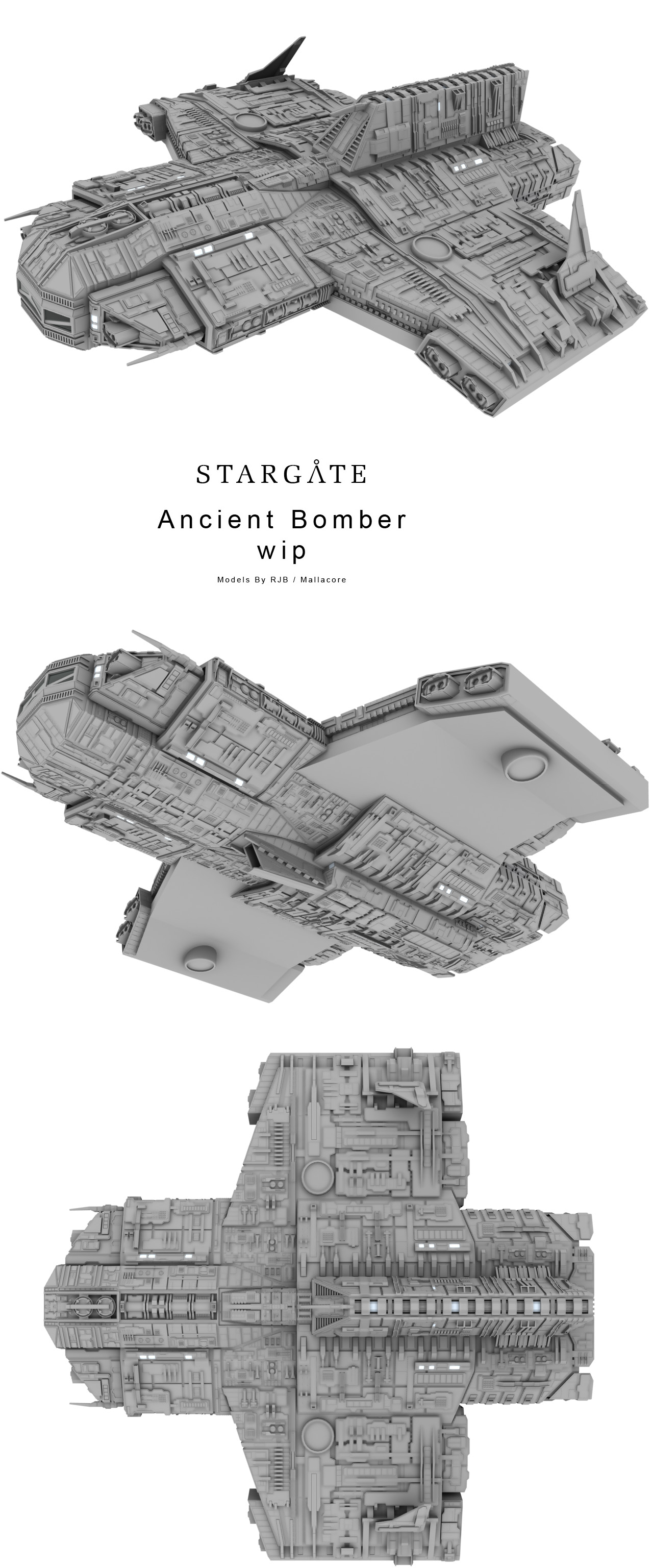 [idée acceptée]  bombardier ancien/lantien - Page 2 Ancient_Bomber_wip_5_by_Mallacore