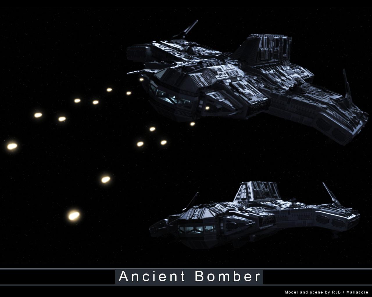 [idée acceptée]  bombardier ancien/lantien - Page 2 Ancient_Bomber_Contest_Scene_2_by_Mallacore