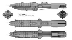 Babylon 5 - EA Orginal Wip 4B by Mallacore