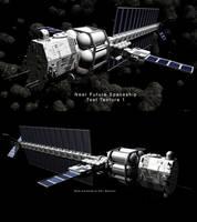 Near Future Spaceship Texture1 by Mallacore