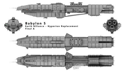 Babylon 5 - EA Orginal Final A